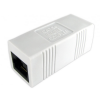 RJ45 CAT5e Ethernet Cable Straight Coupler - Gold Contacts